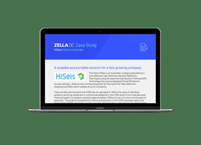 Zella DC   HiSeis Case Study