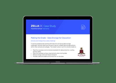 Hutchins School Case Study | Zella DC | Micro Data Center | Hutchin School | Education Micro Data Center