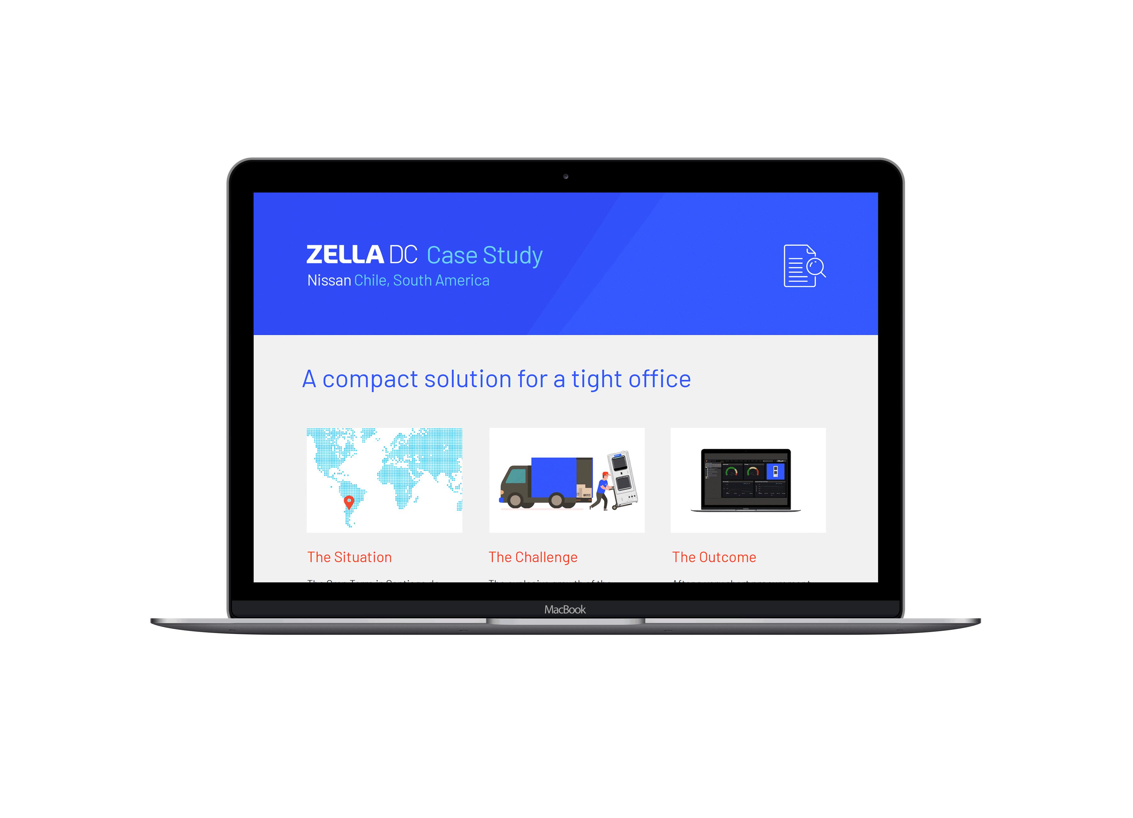 Zella DC | Nissan Case Study