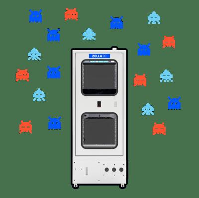 Zella DC | Zella Pro | Zella Pro 25 | Cyber Security | Micro Data Center