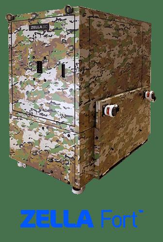 Zella DC   Zella Forte   Military Grade Micro Data Centre