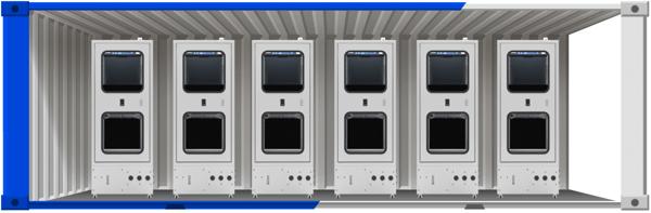 Zella Max | Zella DC | Container Data Centre