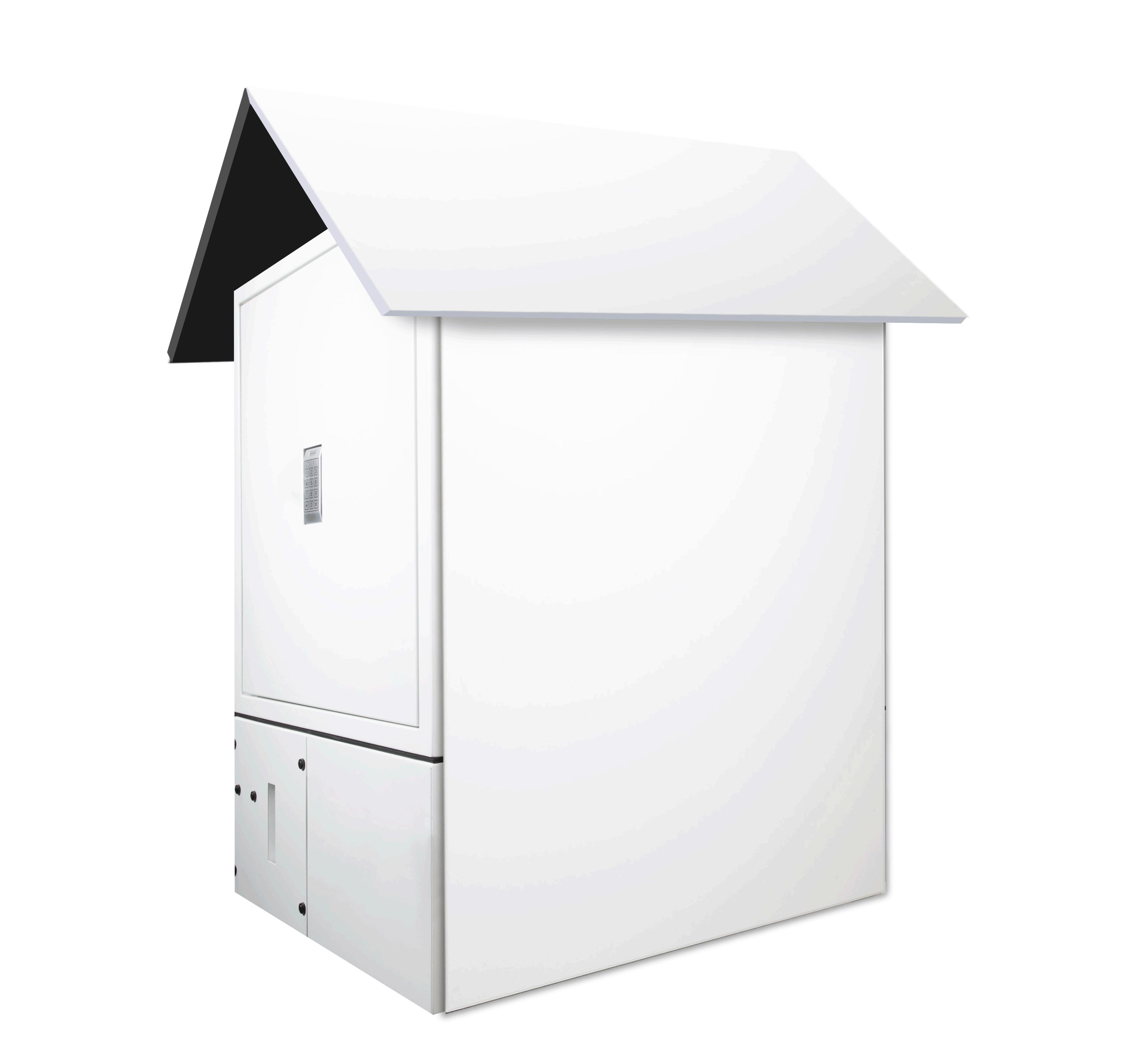 Zella DC | Zella Hut | Outdoor Micro Data Center | Micro Data Center | Outdoor | Zella Hut Tech Sheet | Modular Micro Data Center Solutions