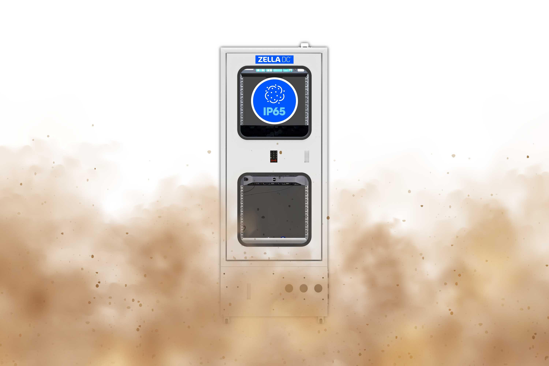 Dusty   Micro Data Center   IP65   Zella DC   Zella Pro