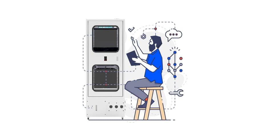 Zella DC | Zella Pro | Zella Pro 25 | Maintenance | Traditional Server Rooms | Next Generation Server Rooms